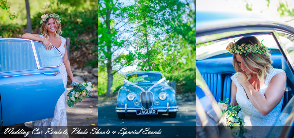 Distintive Automobiles for Weddings